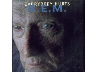 "Обложка сингла ""Everybody Hurts"""