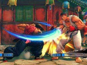 Скриншот Super Street Fighter IV Arcade Edition