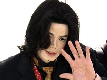Майкл Джексон. Фото из архива (c)AFP