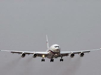 Ил-96-300. Фото пресс-службы Объединенной авиастроительной корпорации
