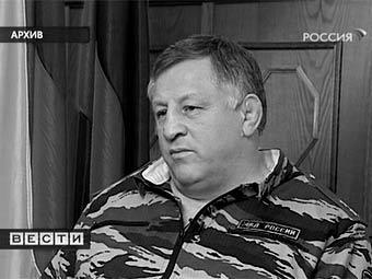 """Адильгерей Магомедтагиров. Кадр телеканала """"Россия"""", архив"""