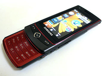 Samsung UltraTOUCH S8300. Фото Ленты.ру
