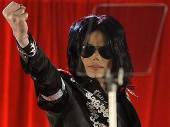 Майкл Джексон. Фото (c)AP