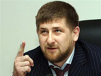 Рамзан Кадыров. Фото (c)AFP