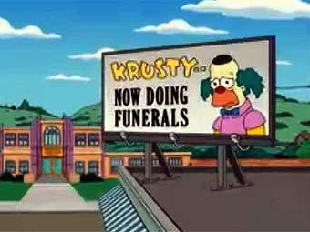 """Фрагмент новой заставки """"Симпсонов"""""""