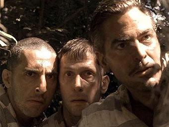 """Кадр из фильма """"О, где же ты, брат?"""""""