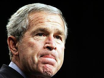 Джордж Буш. Архивное фото (c)AFP