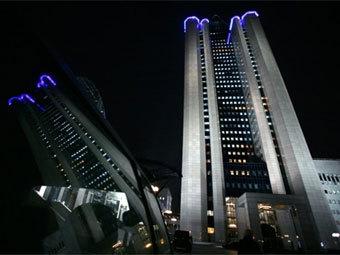 """Центральный офис """"Газпрома"""". Фото AFP"""