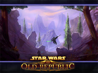 Скриншот из Star Wars: The Old Republic
