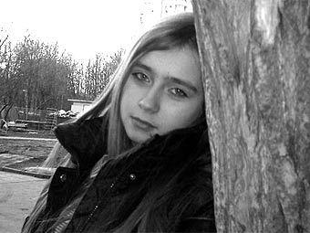Анна Бешнова. Фото из персонального фотоальбома на Mail.Ru