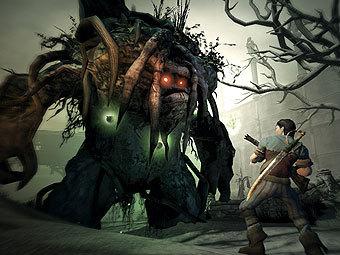 Скриншот из игры Fable II