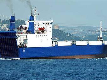 """Судно """"Фаина"""". Фото с сайта shipspotting.com"""