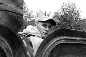 """Денис Ветчинов. Фото из семейного архива, переданное в эфире """"Первого канала"""""""