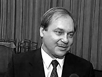 Владимир Виноградов. Кадр телеканала НТВ