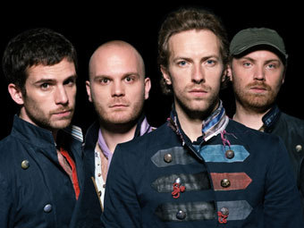 Coldplay. Фото Gala Records