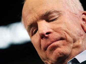 Джон Маккейн. Фото AFP