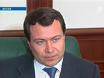 "Владимир Николаев. Кадр ""Первого канала"", архив"