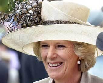 Герцогиня Корнуэльская Камилла. Фото с сайта photos.signonsandiego.com