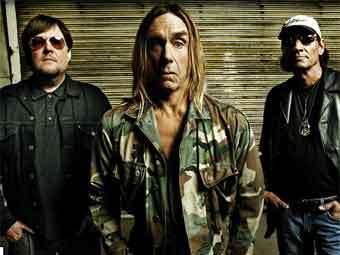 The Stooges. Фото с официального сайта группы