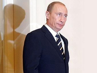Владимир Путин на мюнхенской конференции. Фото AFP.