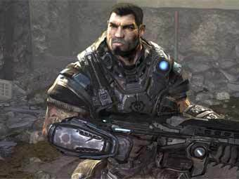 Скриншот Gears of War