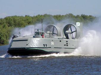 Десантный корабль на воздушной подушке проекта 1206. Фото с сайта worldnavy.info