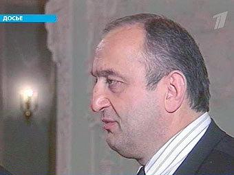 "Отари Квантришвили. Кадр ""Первого канала"""