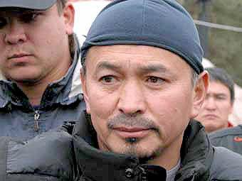 Рыспек Акматбаев. Рыспек Акматбаев. Фото с сайта politika.kg