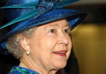 Королева Великобритании и Северной Ирландии Елизавета II в день своего 80-летия. Фото AFP