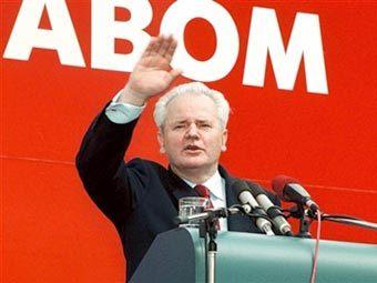 Слободан Милошевич. Архивное фото AFP