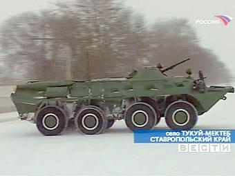 "Кадр ТК ""Россия"", Тукуй-Мектеб, 10.02.2006"