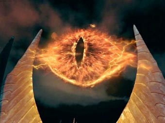 """""""Око Саурона"""", кадр из фильма """"Властелин колец"""" с сайта imdb.com"""