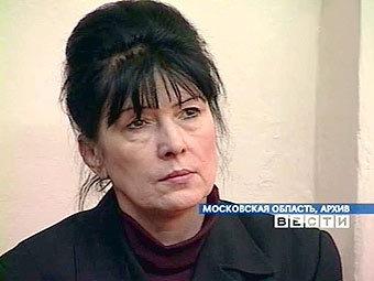 "Тамара Рохлина, кадр телеканала ""Россия"""