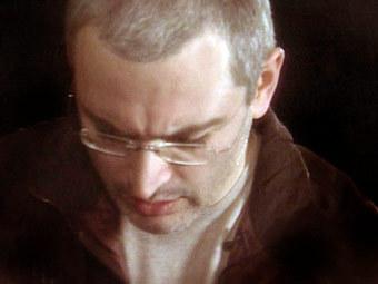 Михаил Ходорковский, кадр НТВ, архив