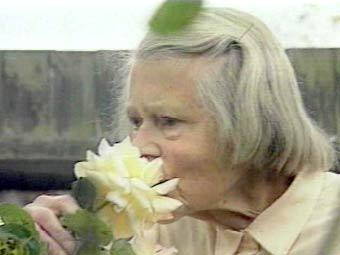 Мелита Норвуд, кадр телеканала НТВ