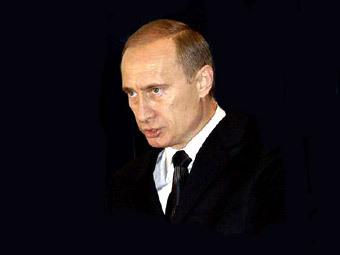 Владимир Путин, фото Reuters