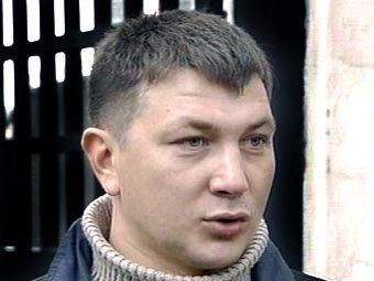 Капитан спецназа ГРУ Эдуард Ульман. Съемка НТВ, архив