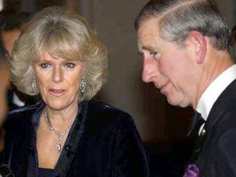 Принц Чарльз и Камилла Паркер-Боулз, фото Reuters