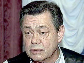 Актер театра и кино Николай Караченцов. Кадр Первого канала, архив