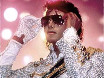 Майкл Джексон, фото с сайта michaeljackson.com