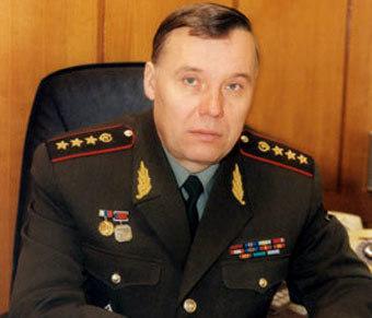 Генерал-полковник медицинской службы Иван Михайлович Чиж. Фото с официального сайта Министерства обороны РФ