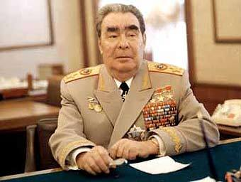 Леонид Ильич Брежнев. Фото с сайта brezhnev.by.ru