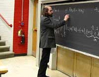 Григорий Перельман. Фото с сайта www.membrana.ru