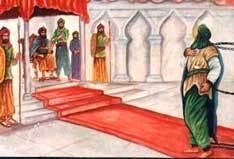 Пришествие последнего имама, иллюстрация с сайта www.ashura.com