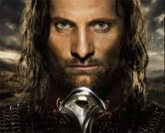 Фрагмент официального постера фильма ''Властелин колец. Возвращение короля''