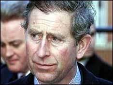 Принц Чарльз, кадр Би-Би-Си