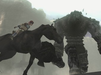 Скриншот Shadow of the Colossus