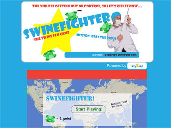 Сайт swinefighter.com
