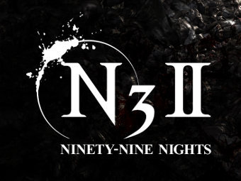 Логотип Ninety-Nine Nights II