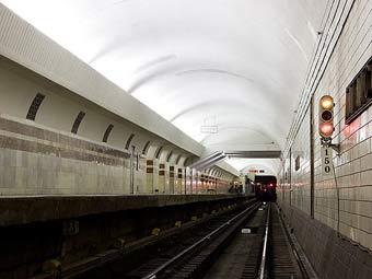 """Станция """"Таганская-радиальная"""". Фото с сайта metro.ru"""
